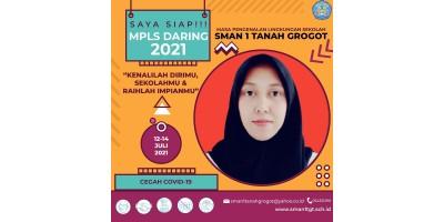 MPLS SMANSA secara Daring 2021/2022