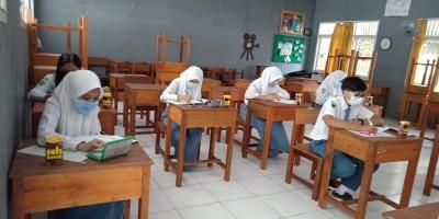 Seleksi KSN Tingkat Kabupaten 2021
